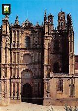 Spain Plasencia (Caceres) Facade of the Cathedral Fachada de la Catedral
