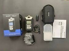 Zoom H4N Pro Multi Track Digital Recorder with accessories. never used