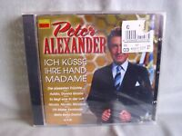 Peter Alexander- Ich küsse Ihre Hand Madame- KOCH 1996 OVP