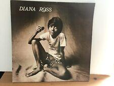 DIANA ROSS - Self Titled ~ VINYL LP STEREO