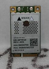 Genuine OEM 0FT510 Dell LATITUDE D830 WWAN WIFI Wireless Module P/N: FT510