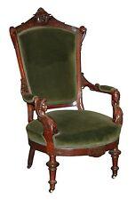 Victorian Armchair by John Jelliff 1800-1899 #7388