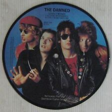 The Damned 45 tours Picture Disc 1982