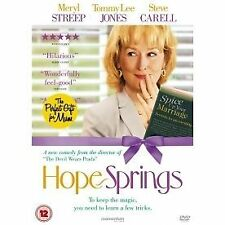 Hope Springs (DVD, 2013) new and sealed