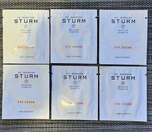 Dr. Barbara Sturm Eye Cream Lot Of 6 Samples
