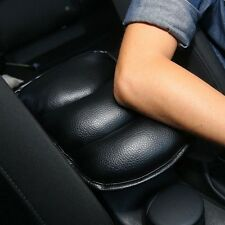 Auto Car SUV PU Center Console Box Armrest Pad Cushion Cover Durable Black