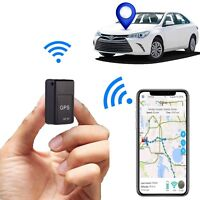 Magnetic Mini Car GPS Tracker Real Time Tracking Locator Device Voice Record GSM