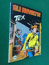TEX 3 TRE STELLE n. 297 GLI AVVOLTOI - L.1700 Ed Bonelli (1988) Galep