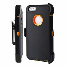 Apple iPhone 7 Case Cover {Belt Clip fits Otterbox Defender}