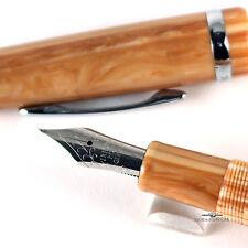 Think Classic 20 Cafe Au Lait Fountain Pen -Medium Steel Nib