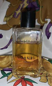 Vintage Chanel Cristalle  Eau de Parfum 2.5 Fl. OZ. opened  80%