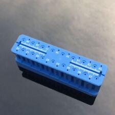 High Quality Endo Measuring Block Holder Stand Dental File Ruler Endodontic 1PC