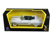 1949 CADILLAC COUPE DE VILLE WHITE 1/43 DIECAST MODEL CAR ROAD SIGNATURE 94223