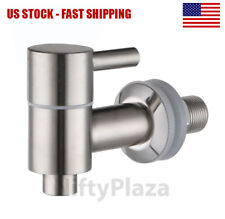 Beverage Dispenser Spigot Faucet STAINLESS STEEL 16 mm with Ceramic Valve Tap