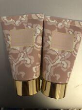 2*Estee Lauder Aerin Rose Hand and Body Cream Travel Size 1.0 oz/30 ml