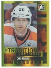 "CHRIS PRONGER ""GOLD BASE CARD #88 /50"" ITG BROAD STREET BOYS FLYERS"