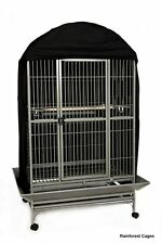 Bird Cage Cover Black Size 6 W102 x D81 x H163 cm.
