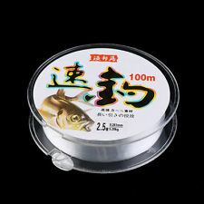100M New Outdoor Strong Power Super Braided Lines Imported Fishing Line SM