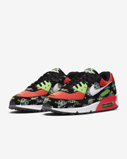Nike Air Max 90 SE Size11 / 28cm WORLDWIDE Katakana Logo Black Green Red JAPAN
