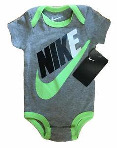 NWT NIKE Baby Boys Bodysuits Short & Long Sleeves w/other Designer Brands 3M-24M