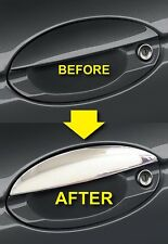 Ship From Usa Set X-Type Chrome Door Handle Cover Trims for Jaguar X Type