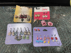 23 Pairs Of Earrings Clair's Justice Nordstroms Lot