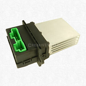 Blower Heater Motor Resistor For Renault Scenic Grand Scenic 03-08 With Climate