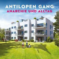 ANTILOPEN GANG - ANARCHIE UND ALLTAG  4 VINYL LP+CD NEU