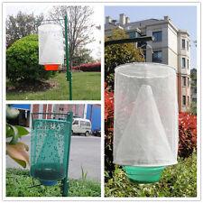 Reusable Fly Killer Cage Net Trap Insert Bug Pest Hanging Catcher Outdoor Garden