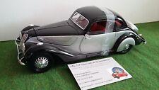 BMW 327 COUPE 1937 gris/noir o 1/18 GUILOY 68561 voiture miniature de collection