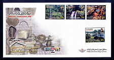 Brunei First Day Cover Stamps