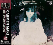 CARMEN MAKI BLUES CREATION  CD WITH OBI JEWEL CASE
