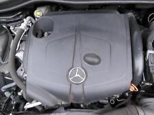 MERCEDES B CLASS ENGINE/ MOTOR 1.8LTR TURBO DIESEL AUTO, W246, B200CDI, 12-15