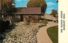 Prescott Arizona~The Ranch House~Sharlot Hall~Govenor's Mansion~Flower Beds