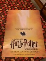 Harry Potter and the Cursed Child NYCC Comic Con Exclusive Poster Wizarding 2019