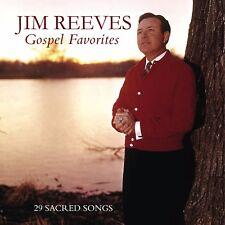 JIM REEVES * 29 Sacred Songs * Gospel Favorites * NEW CD  * All Original Songs