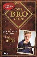 Der Bro Code von Matt Kuhn und Barney Stinson (2010, Taschenbuch)