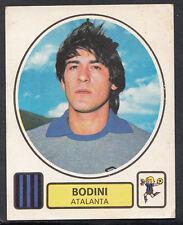 PANINI CALCIATORI FOOTBALL Adesivo 1977-78, N. 17, ATALANTA-BODINI (AV)
