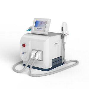 Laser IPL Hair Removal Yag laser tattoo removal Machine OPT ELIGHT las new model