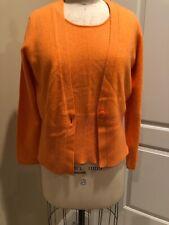 Talbots 2 Piece Cashmere Sweater Set