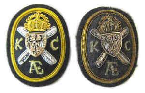 Zeppelin Cap Badge Kaiserlichen Aero Club Berlin - Imperial German WWI WW1 Von