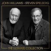 JOHN WILLIAMS & STEVEN SPIELBERG: THE ULTIMATE COLLECTION  BOXSET  CD+DVD NEU