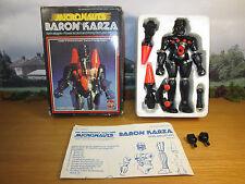 67Fp Vintage Airfix Micronauts Baron Karza