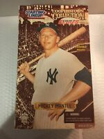 1996 Starting Lineup Cooperstown Collection Mickey Mantle Figure
