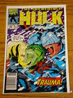 INCREDIBLE HULK #394 VOL1 MARVEL CVR 1ST APP OF TRAUMA JUNE 1992