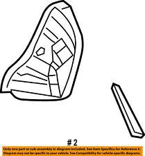 CHRYSLER OEM-Taillight Tail Light Lamp Bracket Mount Pocket Left 4878811AB