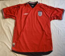 Umbro England 2004 Reversible Football Shirt Jersey Soccer Fútbol
