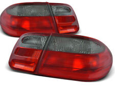 MERCEDES W210 E-CLASS 1995-1999 2000 2001 2002 LTME05 FEUX ARRIERE RED SMOKE