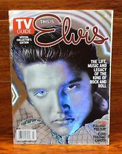 """This is Elvis"" TV Guide Special Collector's Edition Magazine September 2002!"