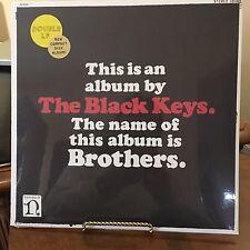 THE BLACK KEYS BROTHERS 2 VINYL LP'S & 1 CD,  AUDIOPHILE